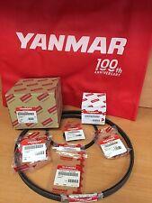 Yanmar 2GM 3GM Minor Kit 128270-12540 104211-42090 104500-55710 119305-35151