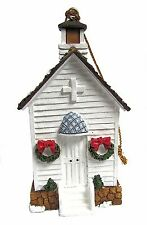 Country Church Ornament # 95572 Montana Silversmiths Big Sky Carvers New