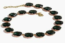 JCREW ENAMEL EDGE NECKLACE---NEW WITH TAG--SRP $88