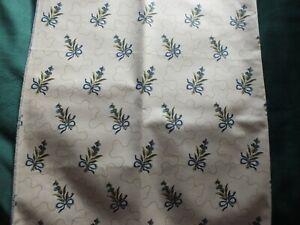 Vintage Laura Ashley Fabric - Canterbury 70cm x 55cm