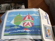 Nautical Needlepoint Kit
