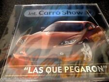 Las Que Pegaron De - Carrow Show ( CD )