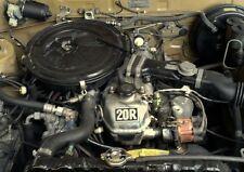 Toyota Teq oil fill cap TEQ/Toyoda Celica 20R / 22R