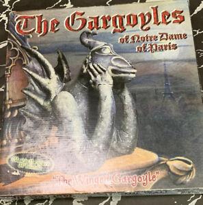 "Blow Up Gargoyle Halloween Decoration Inflatable Glow in the Dark 34"" 1999 NOS"