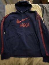 FC Barcelona Nike Soccer Hoodie Medium