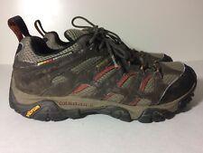 Merrell Men's Moab Gore-Tex XCR Hiking Shoe Dark Chocolate J87323 Size 8 M