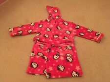 Hello Kitty Girls Dressing Gown Age 3