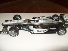 McLAREN MP4-15 de DAVID COULTHARD #2 saison 2000