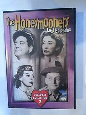 """""""The Honeymooners - Lost Episodes: Collection 2 (4-Disc DVD Set, 2001) Very Rare"""