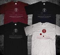 New University of Copenhagen Denmark Danish T-shirt