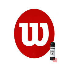 WILSON Tennis Stencil e WILSON Stencil ink black
