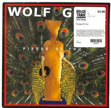 "Wolf Gang - Pieces Of You - 7"" Record Single"