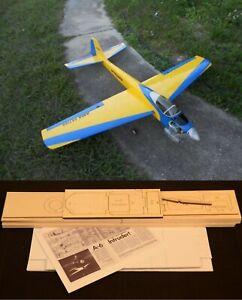 """62""""Ws Prop. Driven A-6 INTRUDER R/c Plane short kit-partial kit & plans PLS READ"""