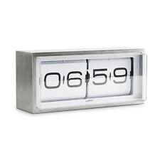 Quartz (Battery Powered) Flip Living Room Wall Clocks