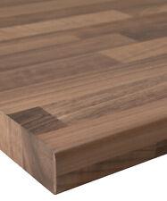 Blocked Oak 40mm Laminate Kitchen Worktop - Cut to Size + Free Edging Strip