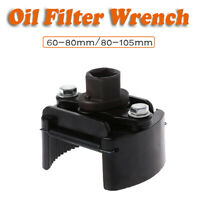 Universal Oil Filter Wrench Spanner Puller Remover Tool 60 - 105mm