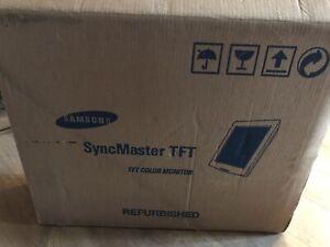 "Samsung S22B150N LED Monitor - 22"" NIB Refurbished"