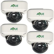 4Pack 2MP CCTV, 1080P 2.8mm Mini Dome CCTV Camera 4in1 CVI/TVI/AHD/CVBS(SD) DWR
