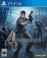 Resident Evil 4 (Sony PlayStation 4, 2016)