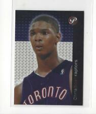2003-04 Topps Pristine Minis #PM24 Chris Bosh Rookie Raptors Heat