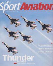 EAA Sport Aviation July 2014 (Thunderbirds, B-24)
