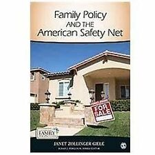 Family Policy and the American Safety Net (Contemporary Family Perspectives (C..