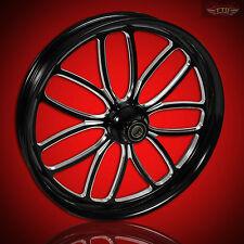 "Harley Davidson Road King 30"" Inch Front Wheel ""Viper"" Custom Harley Wheels"