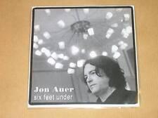 RARE CD PROMO 1 TITRE / JON AUER / SIX FEET UNDER / TRES BON ETAT
