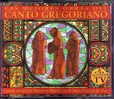 GREGORIAN CHANT Las Mejores obras del Canto Gregoriano 2CD Monasterio Benedictin