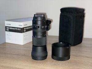Sigma 150 - 600mm F5 - 6.3  DG