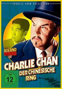 # DVD CHARLIE CHAN - DER CHINESISCHE RING - SIDNEY TOILER - KULT-KLASSIKER * NEU