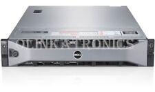 "DELL POWEREDGE R730xd SERVER 24 BAY 2.5"" SFF CTO BAREBONES ENTERPRISE IDRAC8"