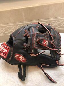 """Rawlings R9 Series R9RPT2-2B 11.25"""" Baseball Softball Glove Right Hand Throw"""