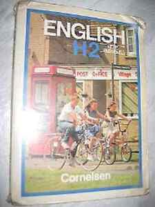 Altes ENGLISH Schul Buch H2 Cornelsen Verlag Ausga 1988