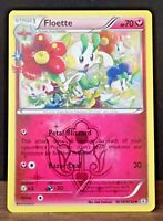 4x Radiant Collection Pokemon Generations Card # RC18 GEN-RC18 Floette U