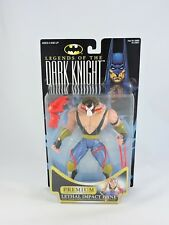 Lethal Impact Bane LEGENDS OF THE DARK KNIGHT 1996 Kenner Batman Premium Series