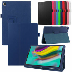 Stand Case For Samsung Galaxy Tab A 8.0 2019 SM-T290 T295 PU Leather Folio Cover
