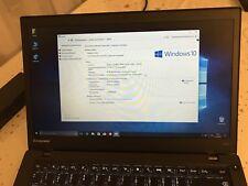 Lenovo T440s UltraBook 14 Zoll - i7 2.1GHz, 256GB SSD, 12GB, Win 10 Pro