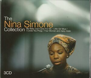 Nina Simone - The Nina Simone Collection  3CD BOX  (Union Square 2006)