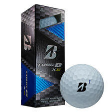 Bridgestone TOUR B XS 2018 Golf Balls - 3 Piece 75 Compression - 3 BALL SLEEVE