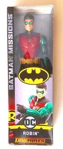 Mattel True Moves Batman Missions Robin Action Figure
