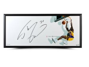 """Shaquille O'Neal Signed Autographed 20X46 Framed Photo """"The Show"""" Lakers UDA"""