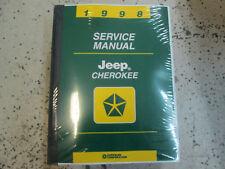 1998 JEEP CHEROKEE Service Shop Repair Workshop Manual New