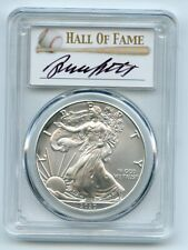 2020 (P) $1 Silver Eagle Emergency Issue PCGS MS70 FDOI Bruce Sutter