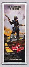 MAD MAX (79') movie poster LARGE 'WIDE' FRIDGE MAGNET - MEL GIBSON CLASSIC!
