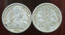 INDOCHINE  20  cent 1945 C  ( 2 )