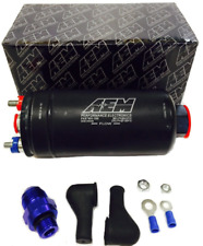 AEM High Performance 380LPH 1000HP High Flow In Tank Fuel Pump Kit (100GPH) New