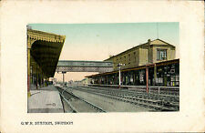 Swindon Great Western Railway Station # 49396 by Valentine's.