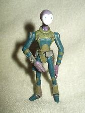 Star Wars Figure polis massan medic 4 pouces loose 2004