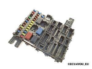 Original Honda Interior Fuse Box and Indicator Relay 38650-SJD-G01 (id: 2273)